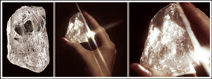 The Star of Sierra Leone remains to be the fourth-largest gem-quality diamond