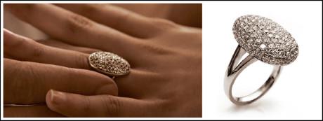 diamond ring from Twilight movie