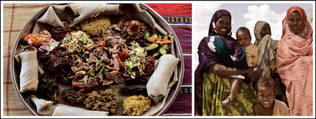 The people of Ethiopia consider Mother's Day to be a very important day of the year