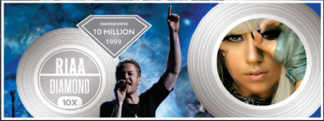 Having a diamond status is considered a huge honour in the music industry