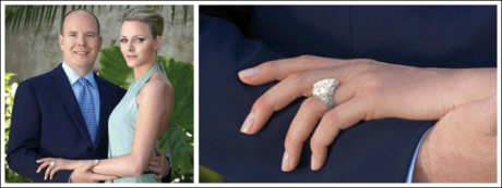 PRINCESS CHARLENE'S DIAMOND RING | CAPE TOWN DIAMOND MUSEUM