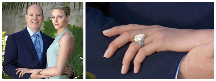 PRINCESS CHARLENE'S DIAMOND RING | CAPE TOWN DIAMOND MUSEUM