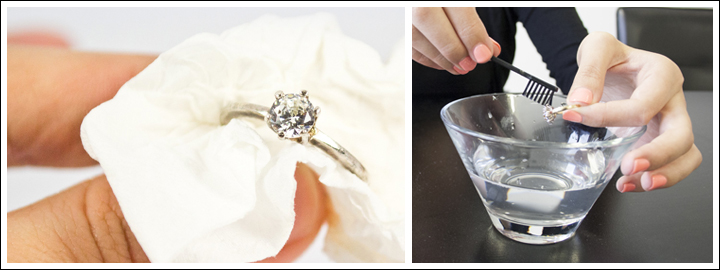 How to Clean Your Wedding Ring | CT Diamond Museum