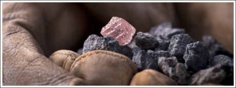 The country is one of the leading colour diamond producers in the world.