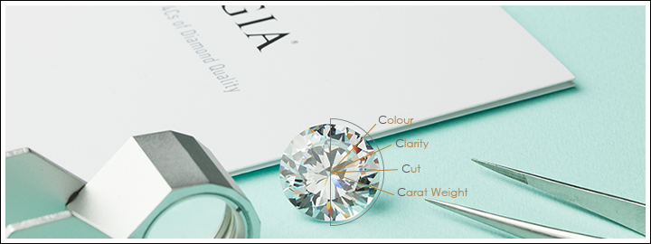 Before you decide on an investment diamond it's important to make sure you take all the 4Cs into consideration.