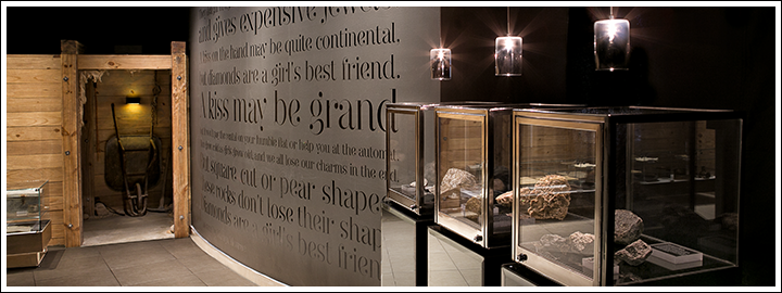 DISCOVER THE CAPE TOWN DIAMOND MUSEUM