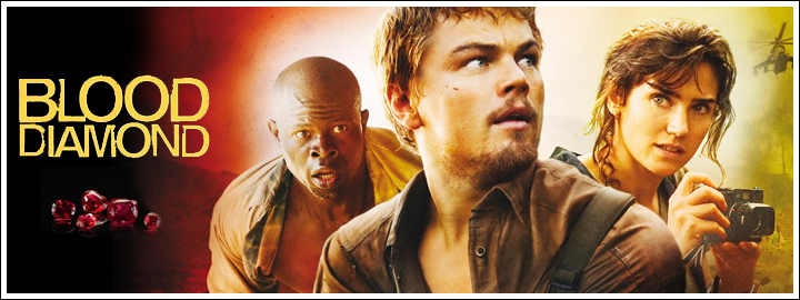 Blood Diamond - CTDM