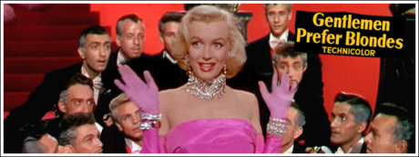 Gentlemen Prefer Blondes - CTDM
