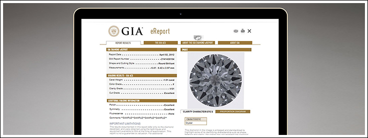 THE REQUIREMENTS OF A BRANDED DIAMOND