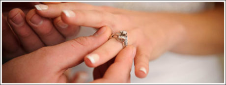 A diamond engagement ring represents your unconditional love to one another.