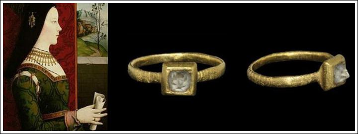 The Trends Of Diamond Rings Through History Ctdm