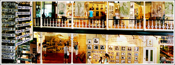 The District Six Museum pays homage to the travesty of the apartheid area and segregation laws that took place in the country.