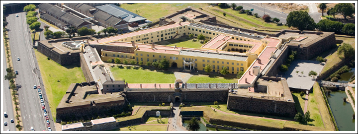 The Castle of Good Hope was named a historical monument in1936.