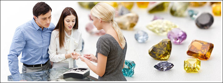 Focus of the qualities most important to you, and select a diamond that perfectly displays your personal style and personality