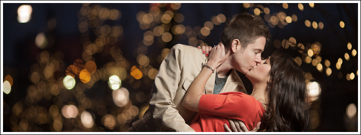 The holiday season offers a lot of remarkable opportunities for you to create a memorable and romantic setting