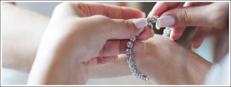 For a person who likes to follow an active lifestyle the diamond tennis bracelet is an excellent choice