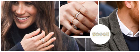Meghan's gorgeous diamond collection of 2019