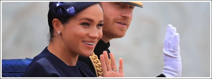 Megan Markle new engagement ring