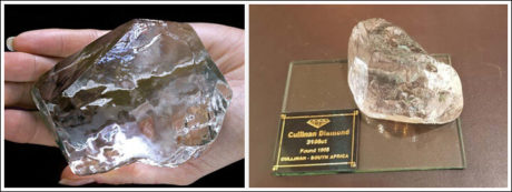 Amazing Diamond Discoveries in the 21st Century