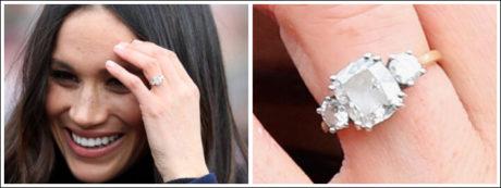 3 Stone Diamond Rings Like Meghan Markle | Cape Town Diamond Museum