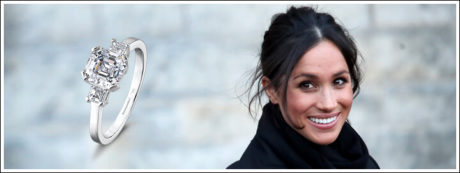 3 Stone Diamond Rings Like Meghan Markle | Cape Town Diamond Museum
