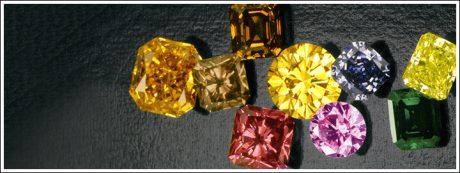 Colourless Diamonds vs Fancy Colour Diamonds | Cape Town Diamond Museum