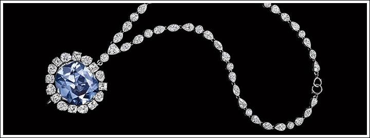 The Hope Diamond Mystery and Curse   Cape Town Diamond Museum