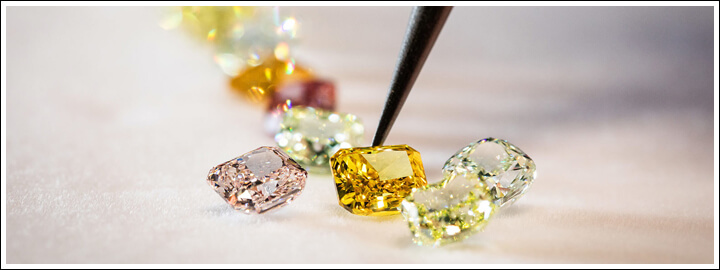 Most Expensive Coloured Diamonds | Cape Town Diamond Museum