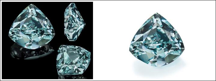 Most Expensive Coloured Diamonds | Cape Town Diamond Museum