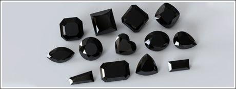 Origin of Black Diamonds Carbonados   Cape Town Diamond Museum