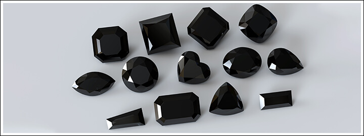 Origin of Black Diamonds Carbonados | Cape Town Diamond Museum