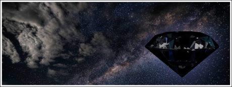 Origin of Black Diamonds Carbonados | Cape Town Diamond Museum