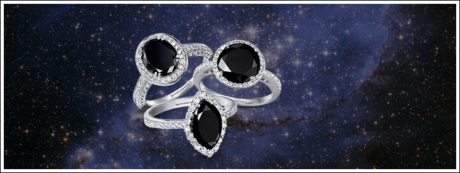 Make sure to purchase black diamonds from a reputable jeweller