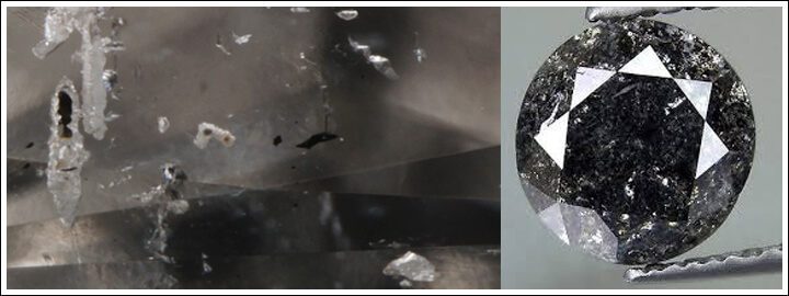 Discover the different types of black diamonds.