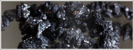 Black diamonds are also knowns as carbonados diamonds