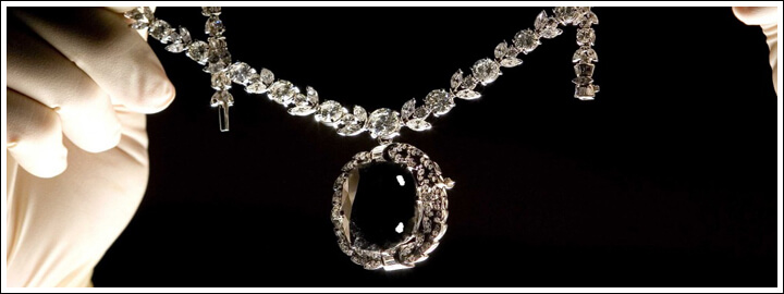 Black diamonds are considered both a curse and blessing